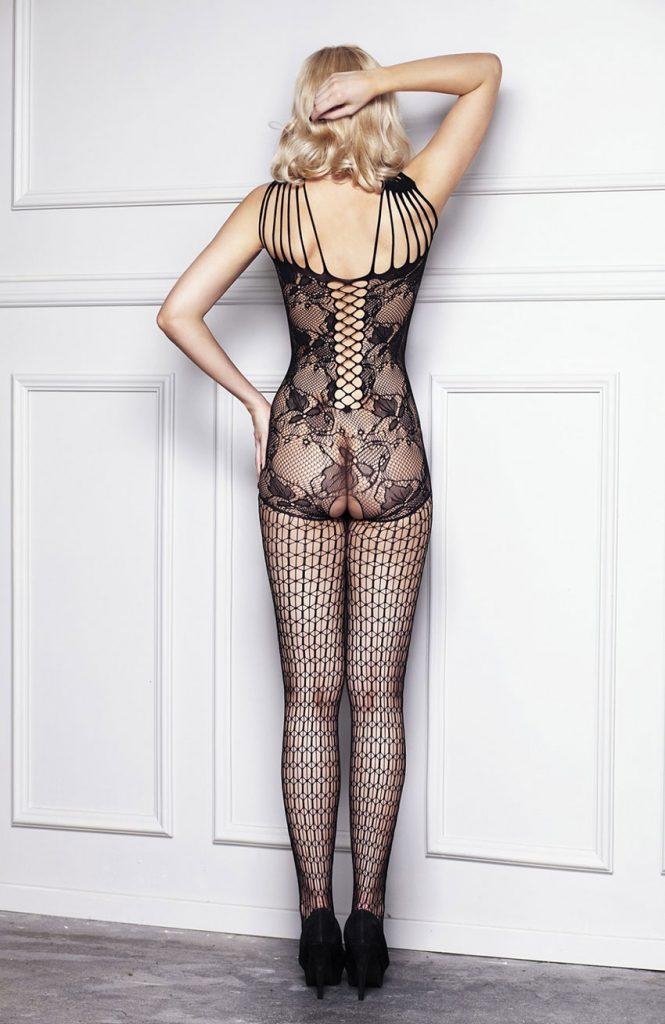 Lady Romantic Women Sexy See Through Lingerie Body Stocking Sleepwears Babydoll