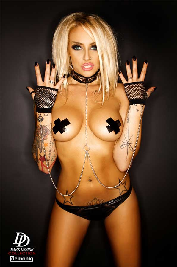 Anabelle-black-erotic-jewelry-set