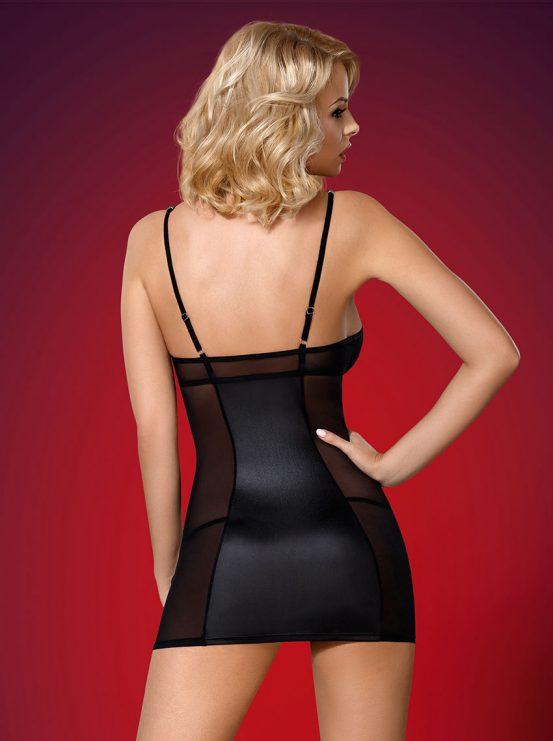 Obsessive-823-DRE-1-dress-and-thong-back