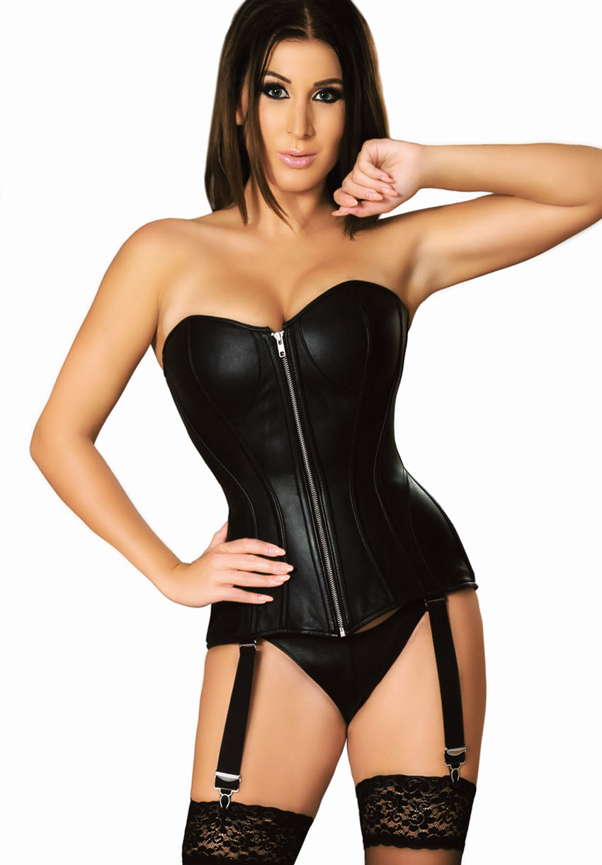 5584-black-leather-corset