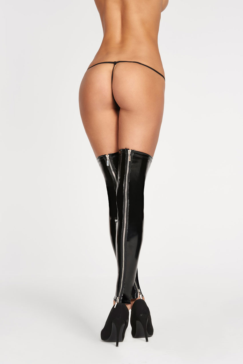 Ilo-vinyl-stockings