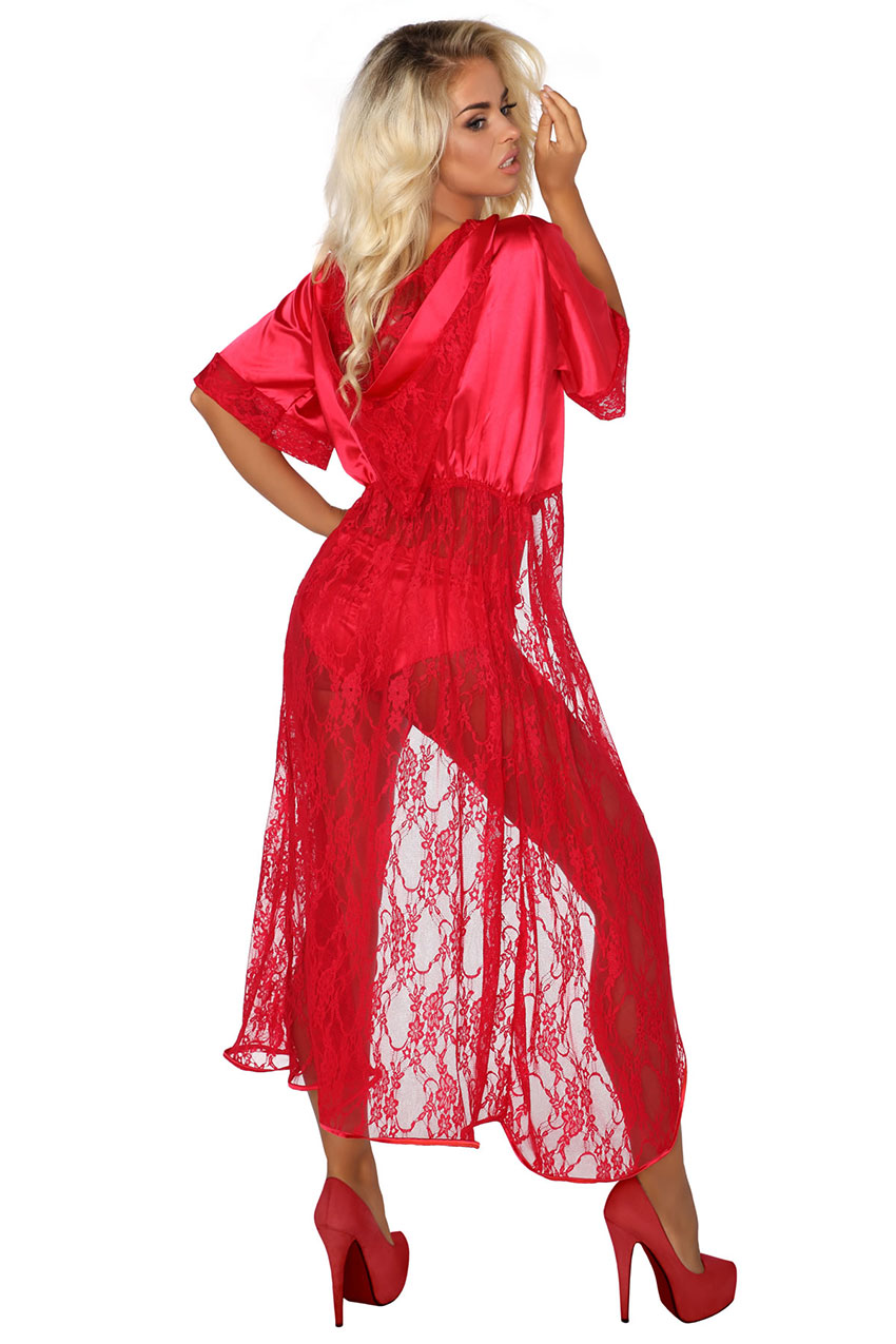 Beauty-Night-electra-red-gown-side