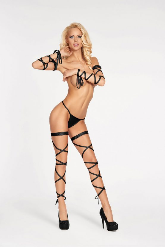 Sexy lingerie and sex toys