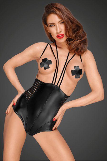 Noir-Handmade-Decadence-F179-sexy-open-bust-teddy