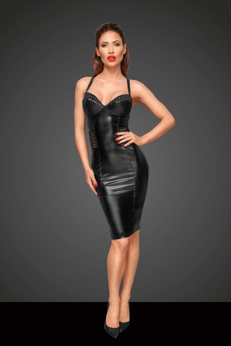 Noir-Handmade-Decadence-F180-sexy-dress-front-2