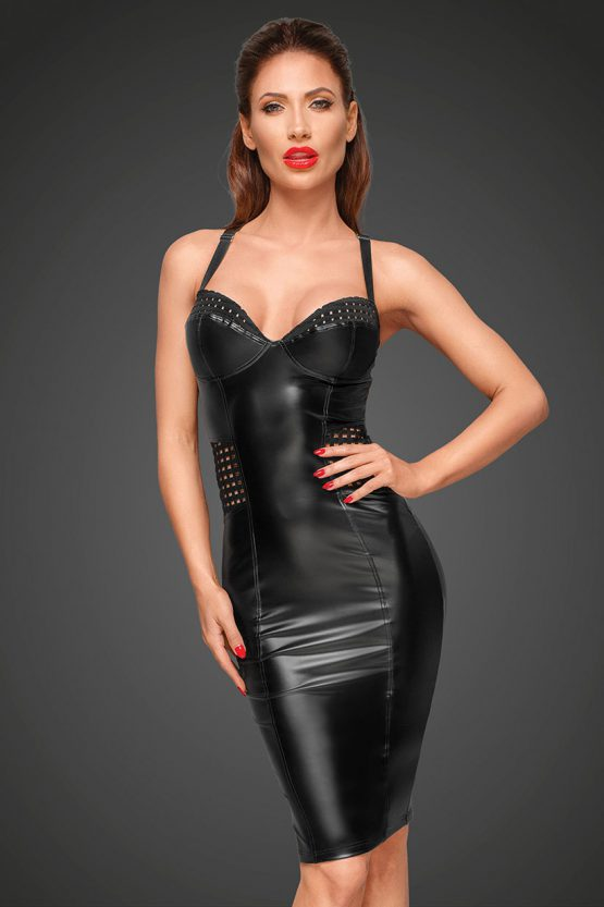Noir-Handmade-Decadence-F180-sexy-dress-front