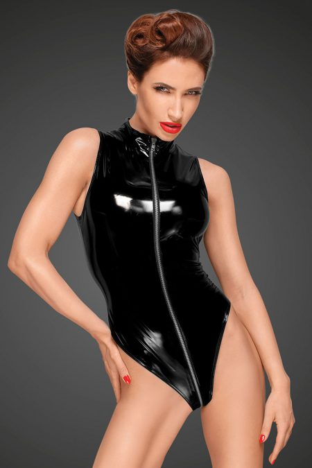 Noir-Handmade-Decadence-F191-sexy-wetlook-teddy