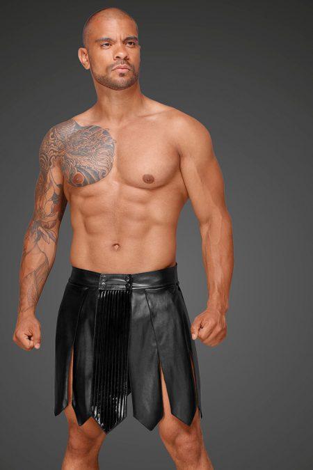 Noir-Handmade-H053-gladiator-mens-skirt