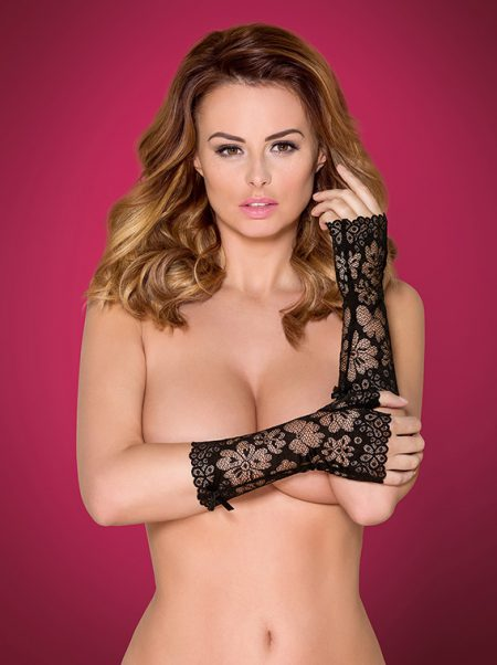 Obsessive-856-ACC-1-black-lace-mittens-gloves