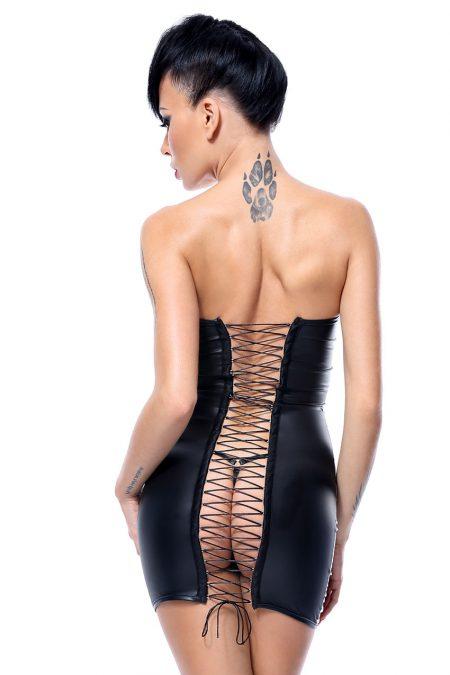 demoniq-Greta-black-sexy-dress-back-close-up