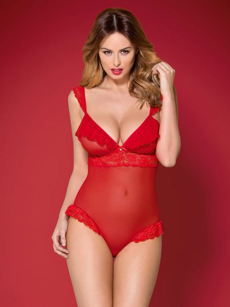 Obsessive-863-TED-3-red-see-through-teddy