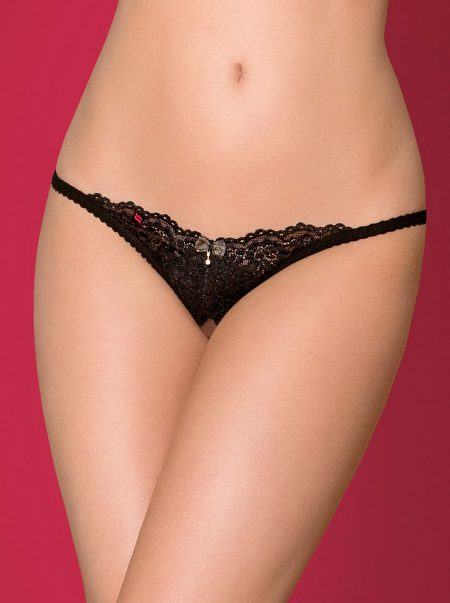 Obsessive-852-THC-1-sexy-and-erotic-black-crotchless-thong-open-crotch-g-string