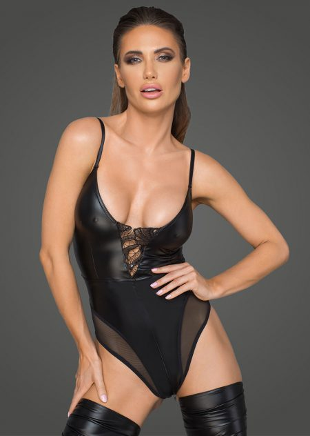 F206-sexy-clubwear-teddy-black-wetlook