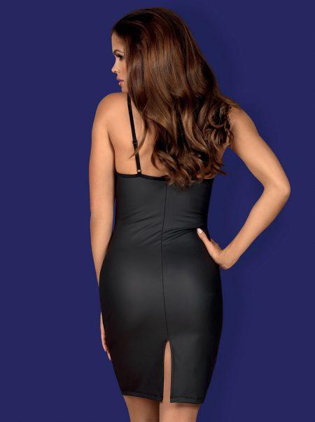 Obsessive-rebella-wetlook-dress-provocative-clubwear-dress-back
