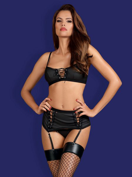 Obsessive-rebella-wetlook-lingerie-set-of-wetlook-bra-naughty-thong-and-garter-belt
