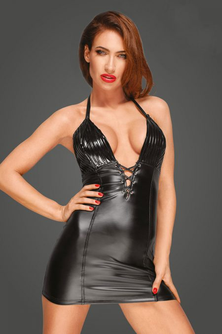 f216-wetlook-notty-mini-dress-new-couture