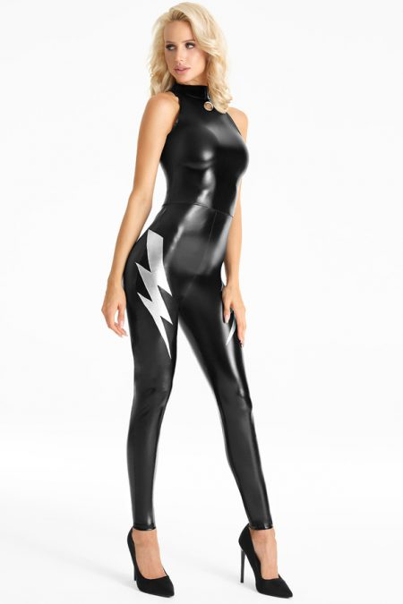 CS048-black-erotic-catsuit-with-lightning-7heaven-lingerieamour-erotic-latex-see-thru-lingerie-erotic-clubwear