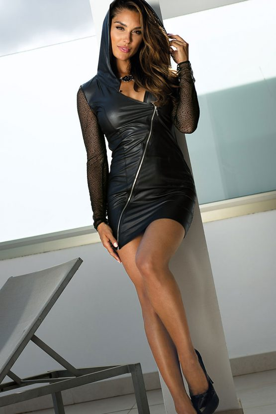 V-9319-axami-lingerie-sexy-mini-dress-with-zipper-and-see-through-sleeves-erotic-clubwear-party-on-ibiza-top