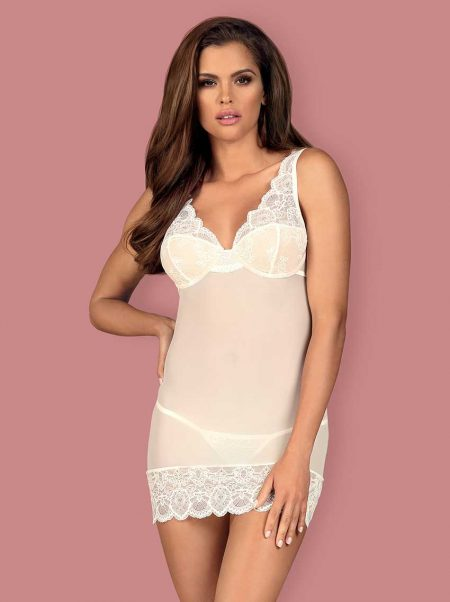 Obsessive-853-CHE-2-sensual-white-chemise-with-thong