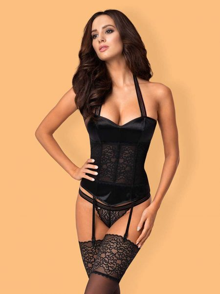 Obsessive-ailay-sexy-black-corset-erotic-lingerie