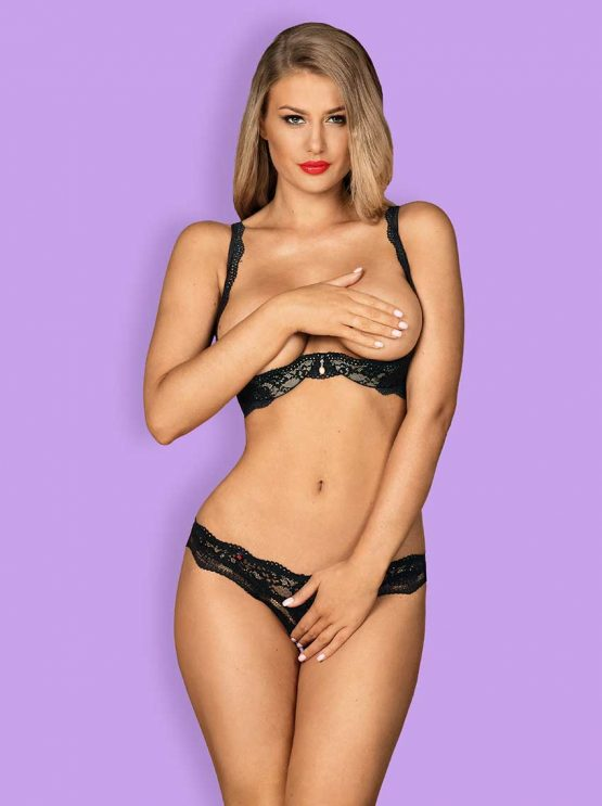 Obsessive-luvae-cupless-bra-and-crotchless-thong-lingerie-set