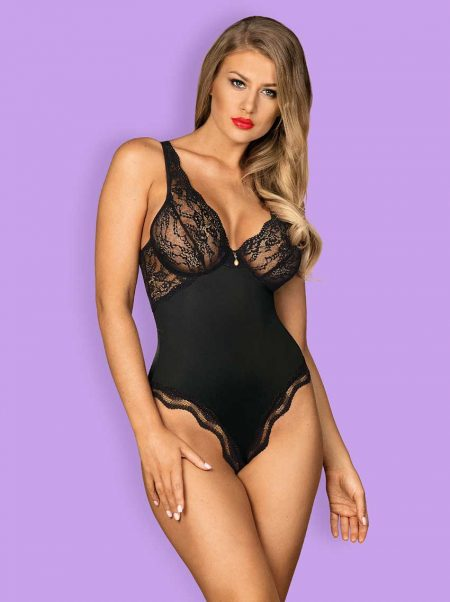 Obsessive-luvae-lovely-black-teddy-with-lacy-cups