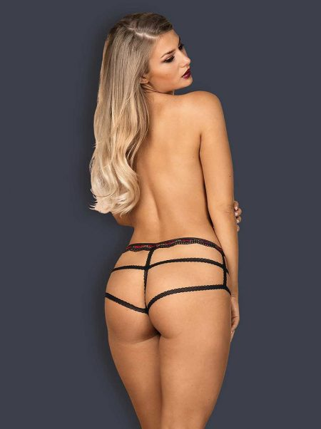 Obsessive-meggies-strappy-panties-of-black-and-red-lace-back