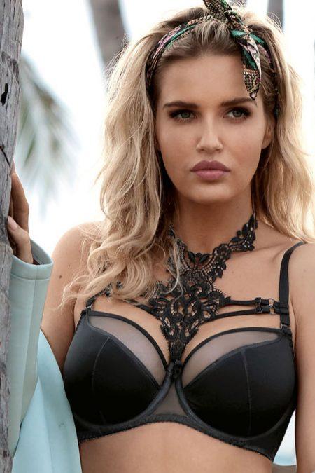 axami-V-8421-luxury-black-bra-with-lace