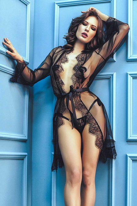 Anais-erotic-lingerie-Dita-trasparent-gown-see-through-robe-adv