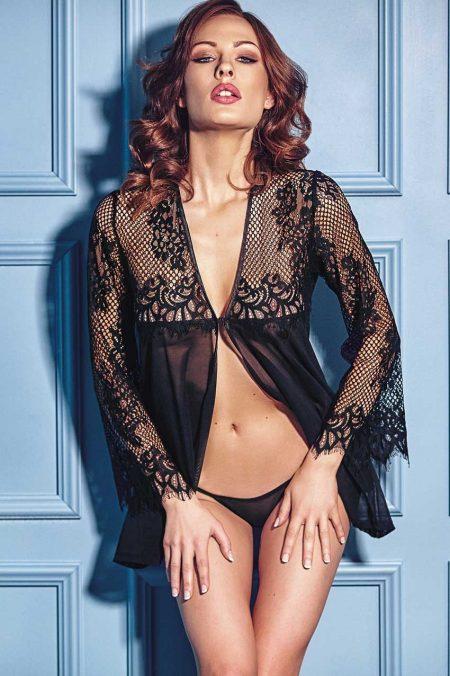 Anais-erotic-lingerie-Jolie-luxury-gown-transparent-peignoir-adv