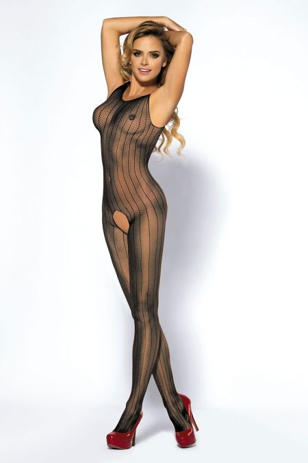 Anais-erotic-lingerie-Joyce-black-bodystocking-with-open-crotch