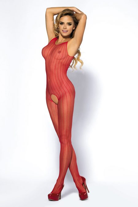 Anais-erotic-lingerie-Joyce-sexy-red-bodystocking-with-open-crotch