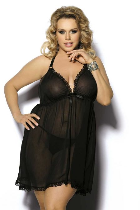 Angels-Never-Sin-Plus-Size-lingerie-Adolaa-black-lace-chemise-sexy-lingerieamour