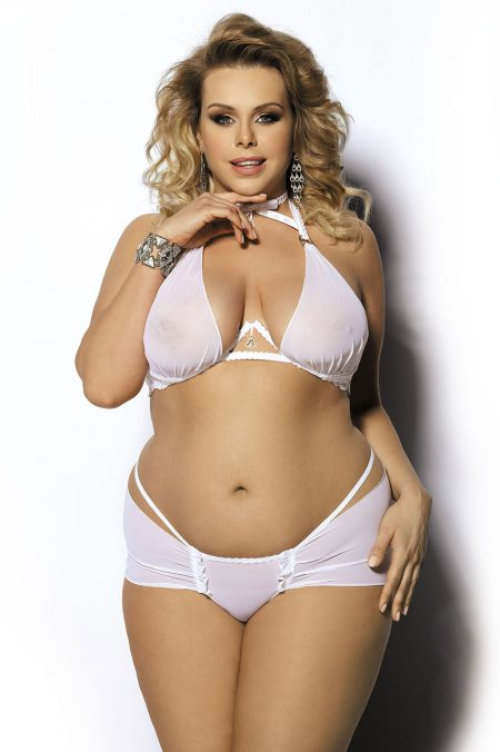 Angels-Never-Sin-Plus-Size-lingerie-Oretha-white-bra-and-transparent-knickers-set