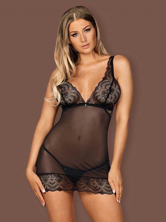 Obsessive-firella-sensual-translucent-chemise