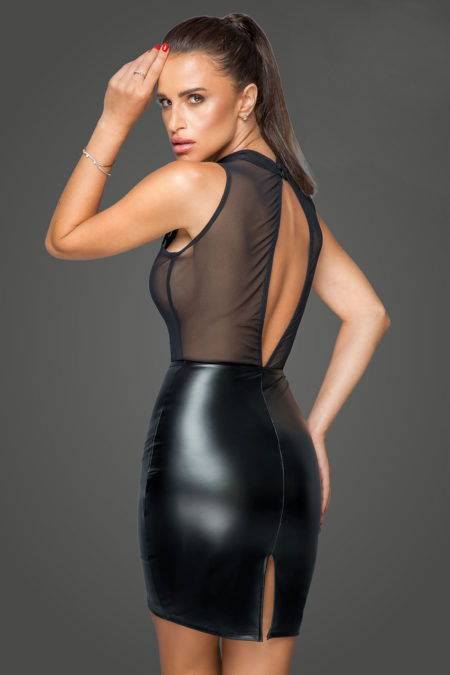 noir-handmade-f222-sexy-black-dress-with-see-thru-tulle-top-back
