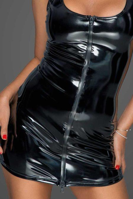 noir-handmade-f232-sexy-and-erotic-PVC-dress-1