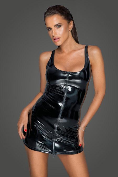 noir-handmade-f232-sexy-and-erotic-PVC-dress