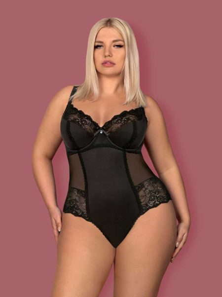 obsessive-amallie-teddy-sexy-plus-size-body-in-black-lace