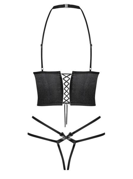 Obsessive-delishya-black-lingerie-set-satine-lingerie-open-bra-packshot-back
