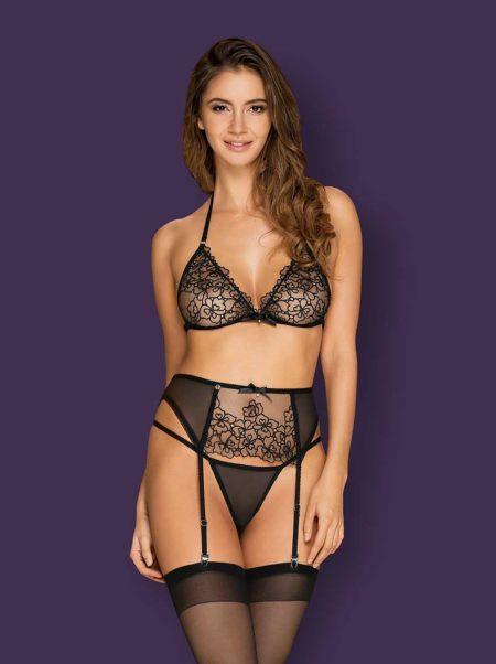Obsessive-uniquella-lingerie-set-with-garter-belt